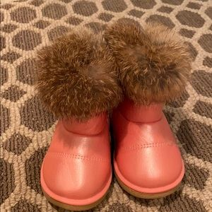 Other - Like new/ little girls snow boots size 21